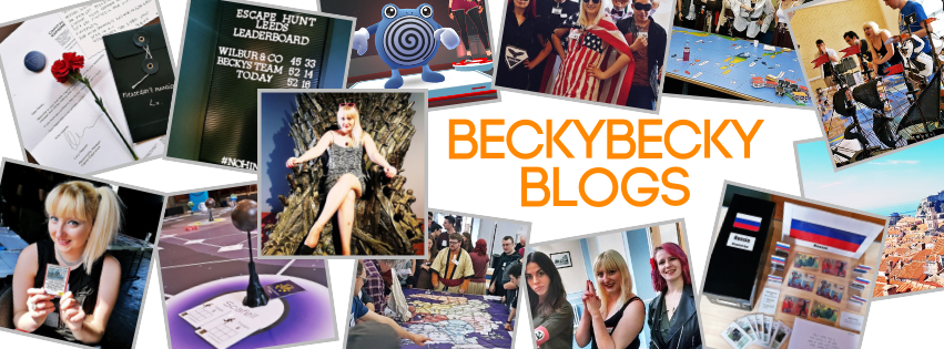 BeckyBecky Blogs