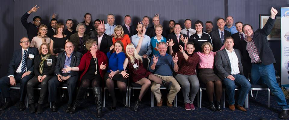 My BNI group in 2013 - 2010s in photos