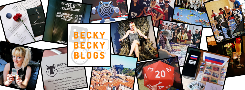 BeckyBecky Blogs