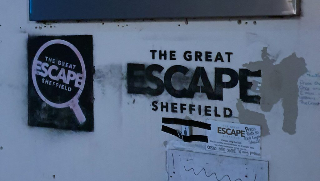 The Great Escape Game - Alcatraz 2.0 at The Great Escape Game, Sheffield escape room review by BeckyBecky Blogs