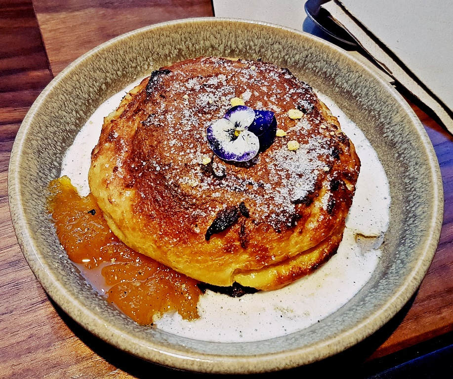 French Toast - Breakfast For Dinner at Laynes Espresso, LIF review by BeckyBecky Blogs