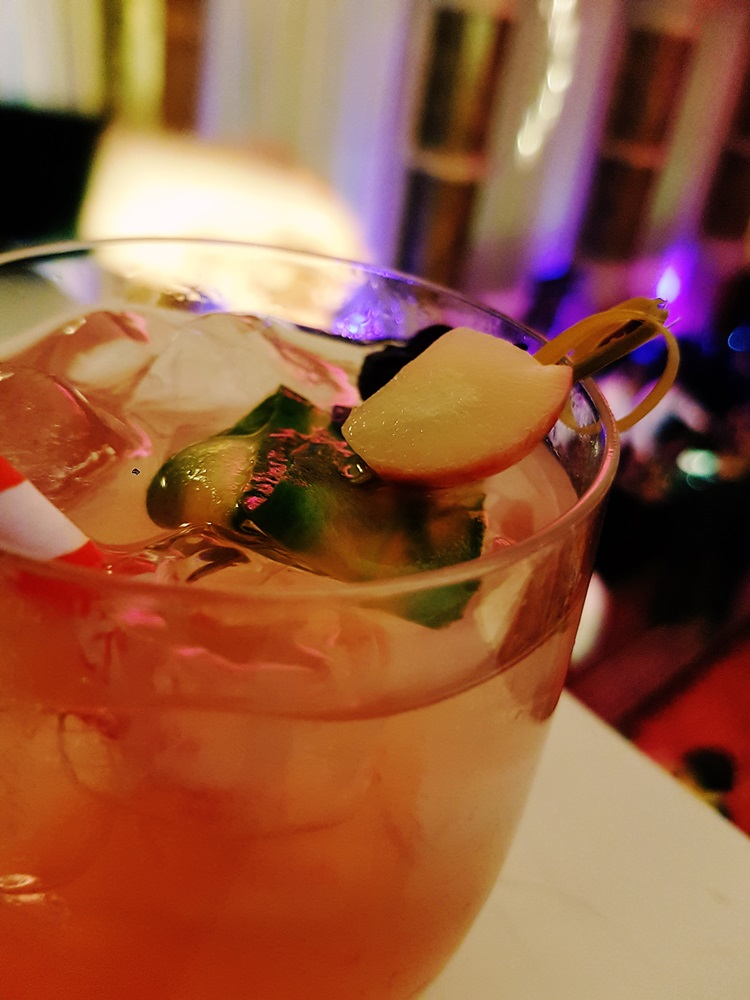 Chida Fizz by Chida at the Cocktail Experience Leeds - Review by BeckyBecky Blogs