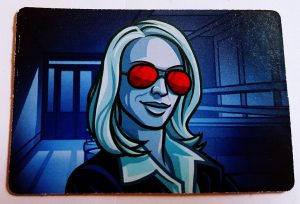 cCodenames tabletop card game double-agent