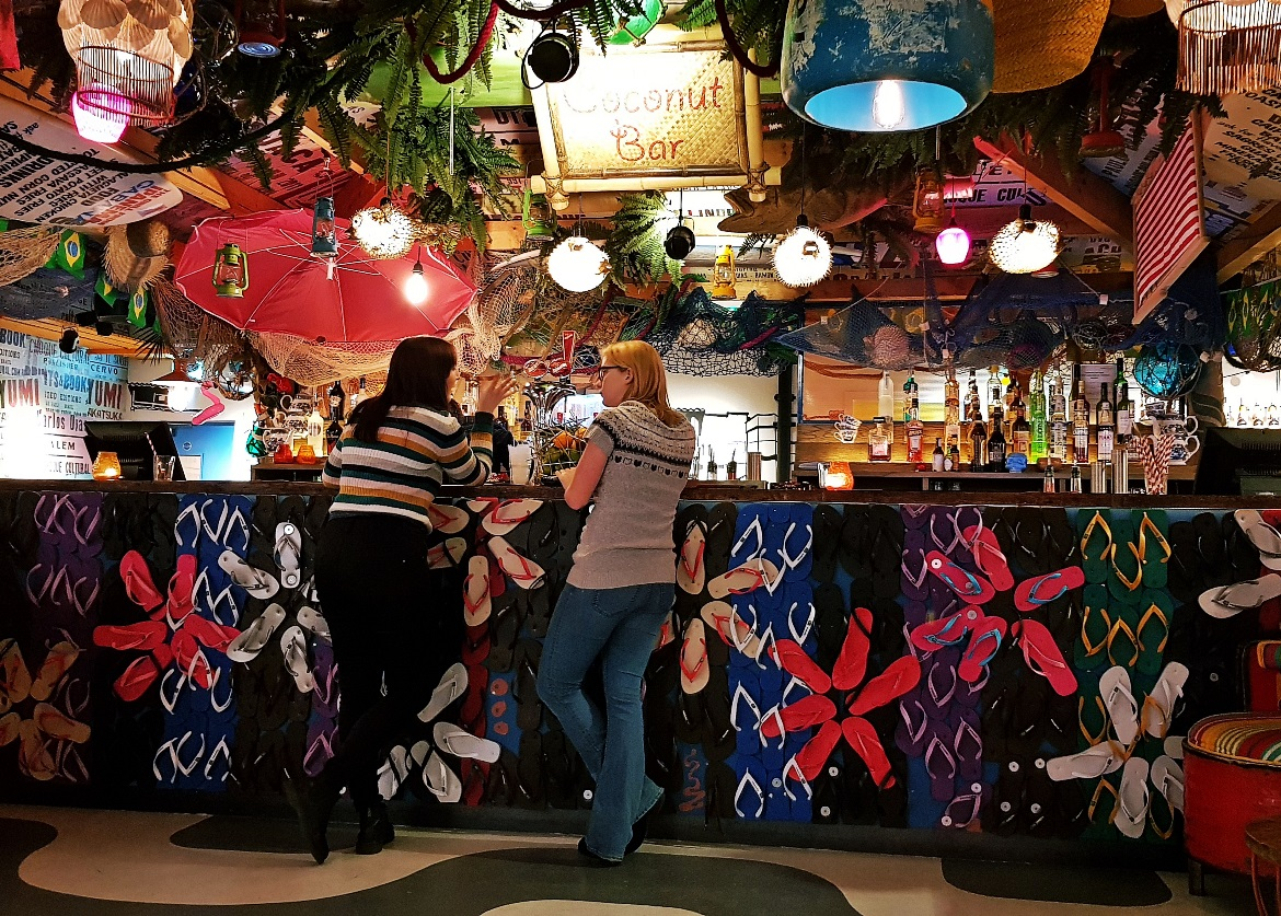 Drinks at Coco in Trinity Leeds - December Monthly Recap by BeckyBecky Blogs