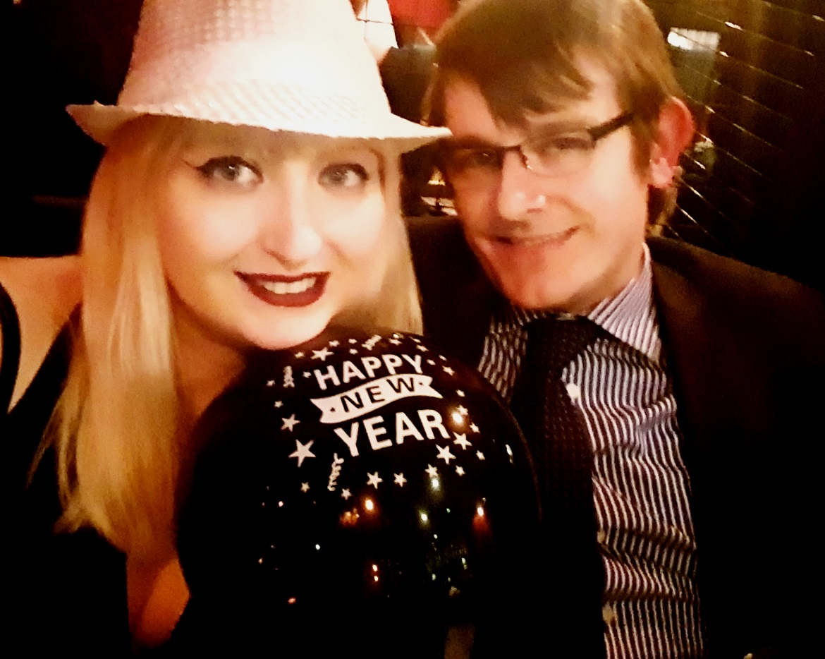 Ringing in the New Year at Veenos - December Monthly Recap by BeckyBecky Blogs