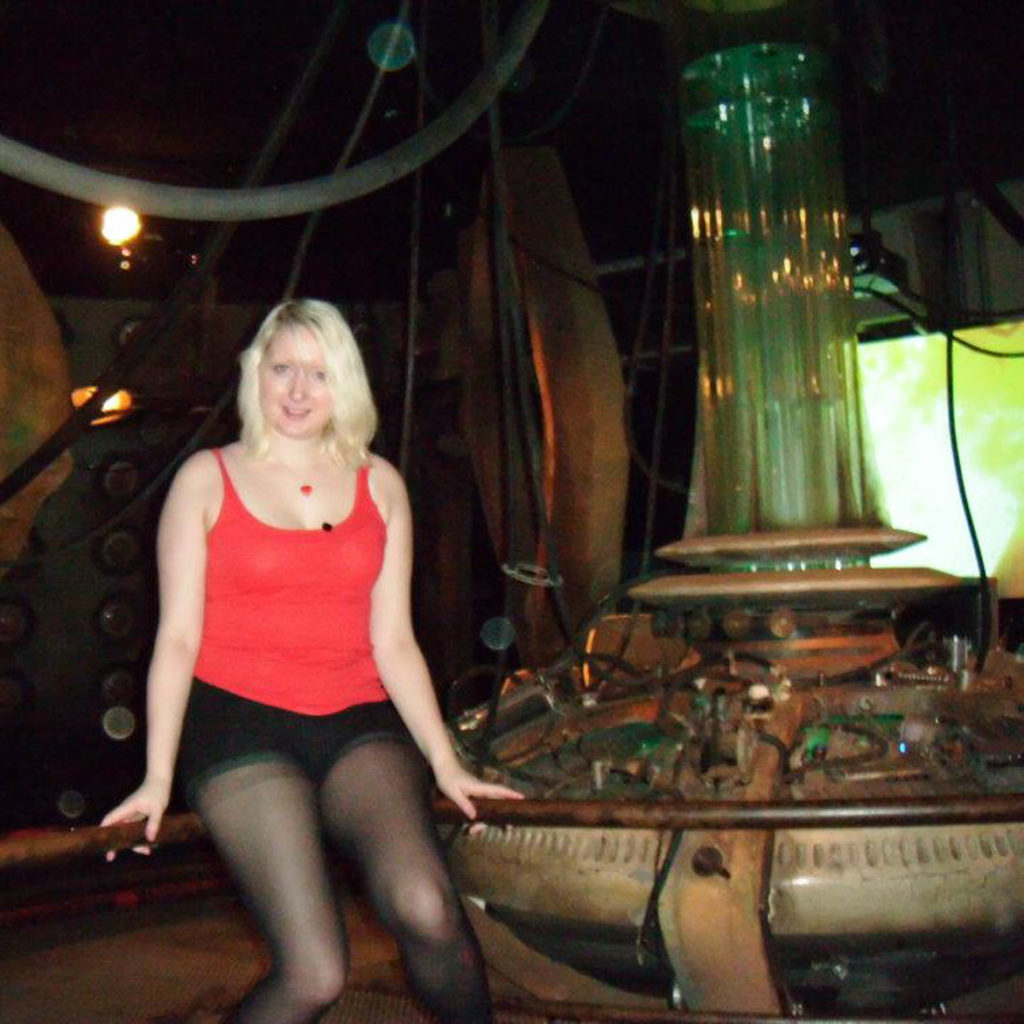 Me in the TARDIS - My Top Doctor Who Episodes by BeckyBecky Blogs
