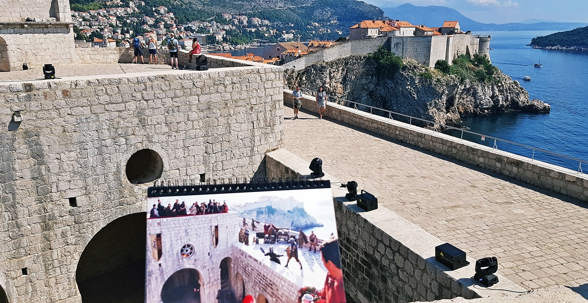 Fort Lovrijenac for Game of Thrones filming - Sightseeing in Dubrovnik, Croatia - Top Travel Tips by BeckyBecky Blogs