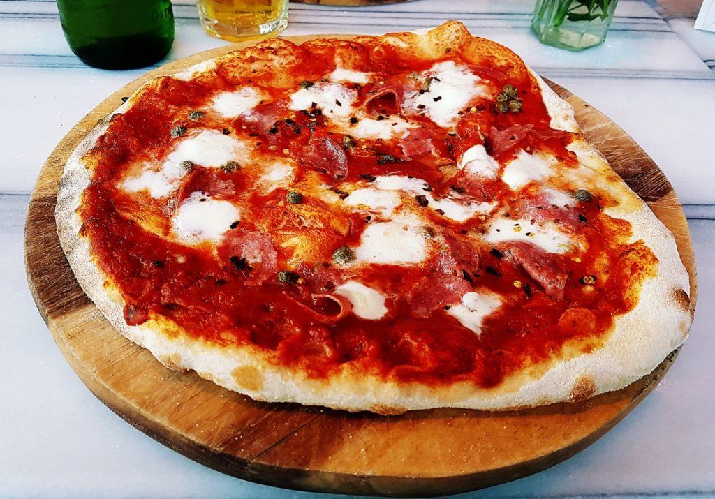 everyman cinema Leeds pizza