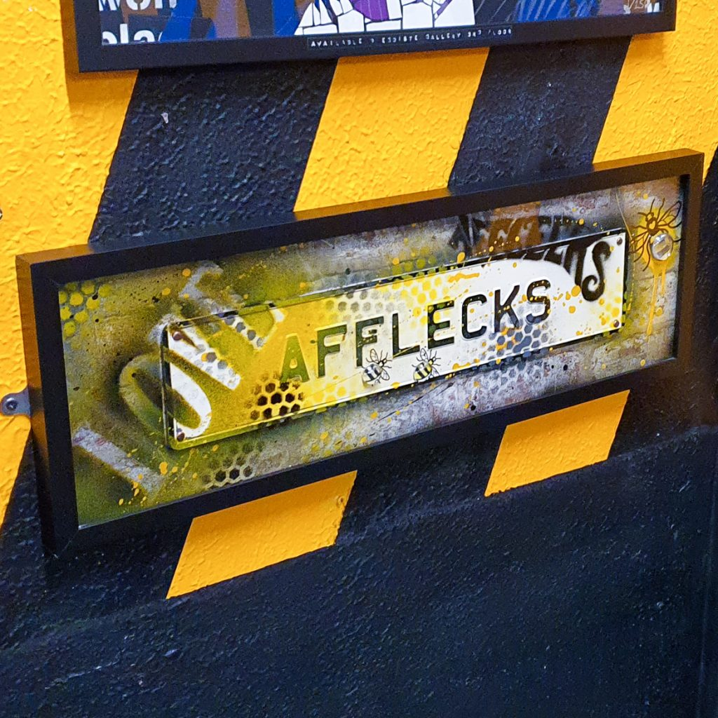 Affleck's - Exploring Manchester's geek scene with BeckyBecky Blogs