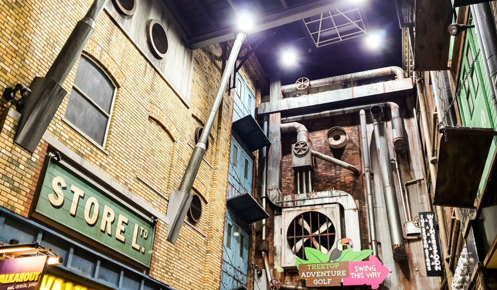 The Printworks - Exploring Manchester's geek scene with BeckyBecky Blogs
