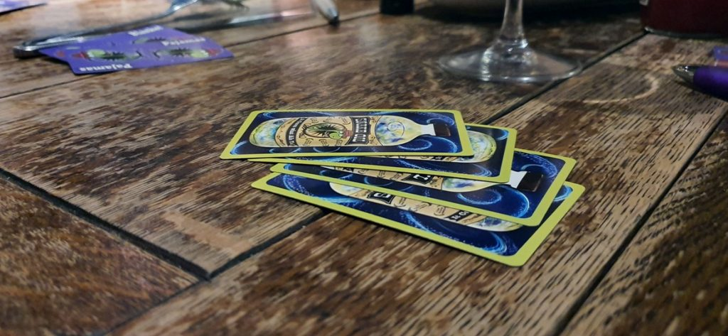 Snake Oil - Happy birthday feat board games and giffgaff by BeckyBecky Blogs
