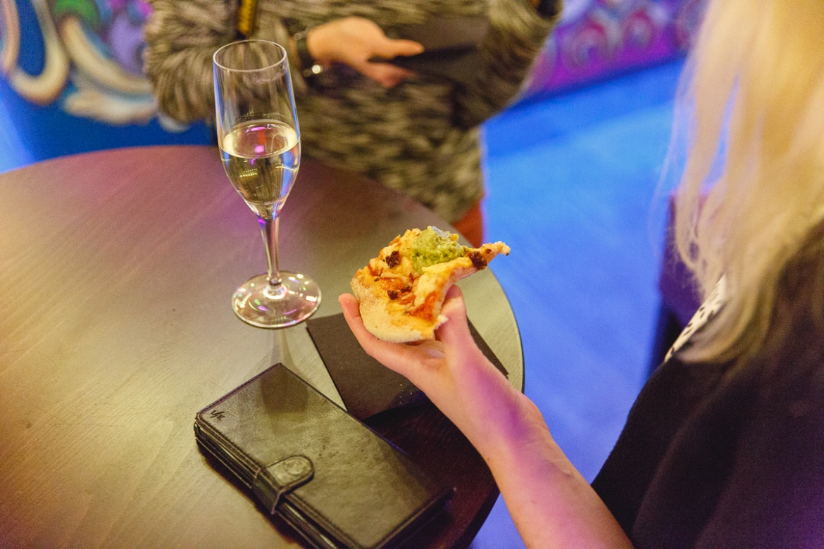 Pizzas at Cuckoo - giffgaff gameplan's Spend or Save boardgame by BeckyBecky Blogs