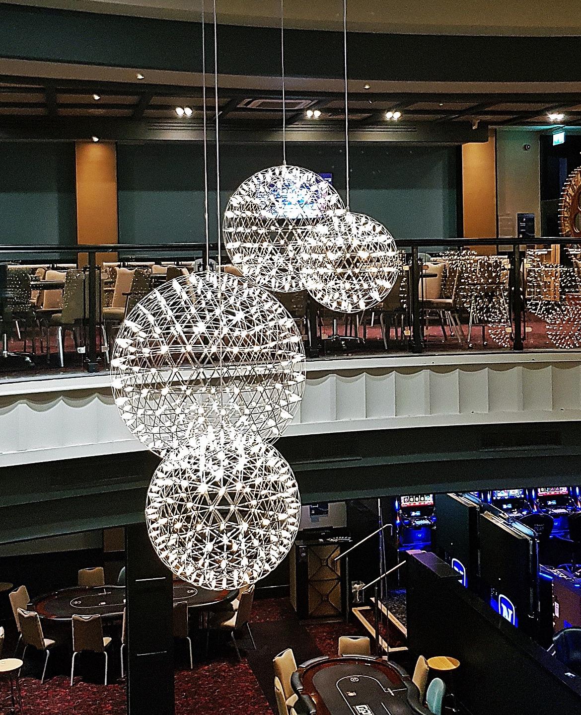 View over the casino floor - Grosvenor Casino Leeds review by BeckyBecky Blogs