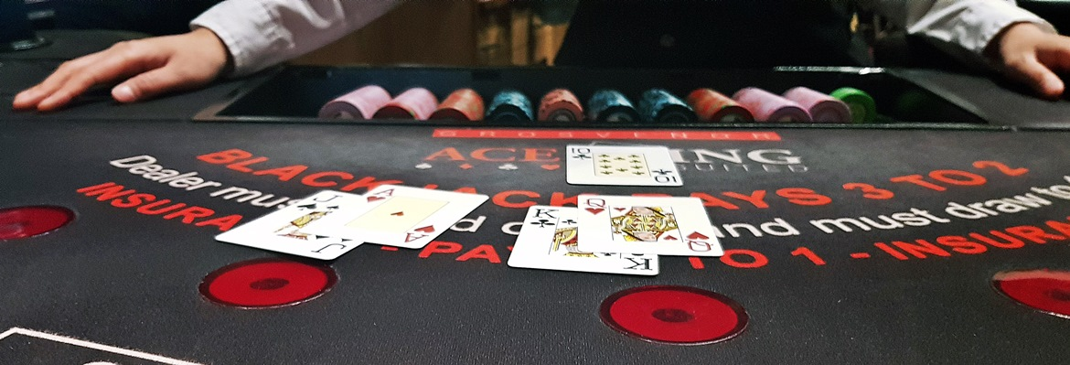Playing with real money - Grosvenor Casino Leeds review by BeckyBecky Blogs