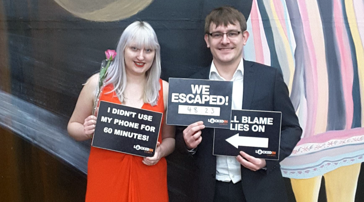 Hotel Heist at Locked In Games Leeds, escape room review by BeckyBecky BlogsHotel Heist promotional poster - Hotel Heist at Locked In Games Leeds, escape room review by BeckyBecky Blogs