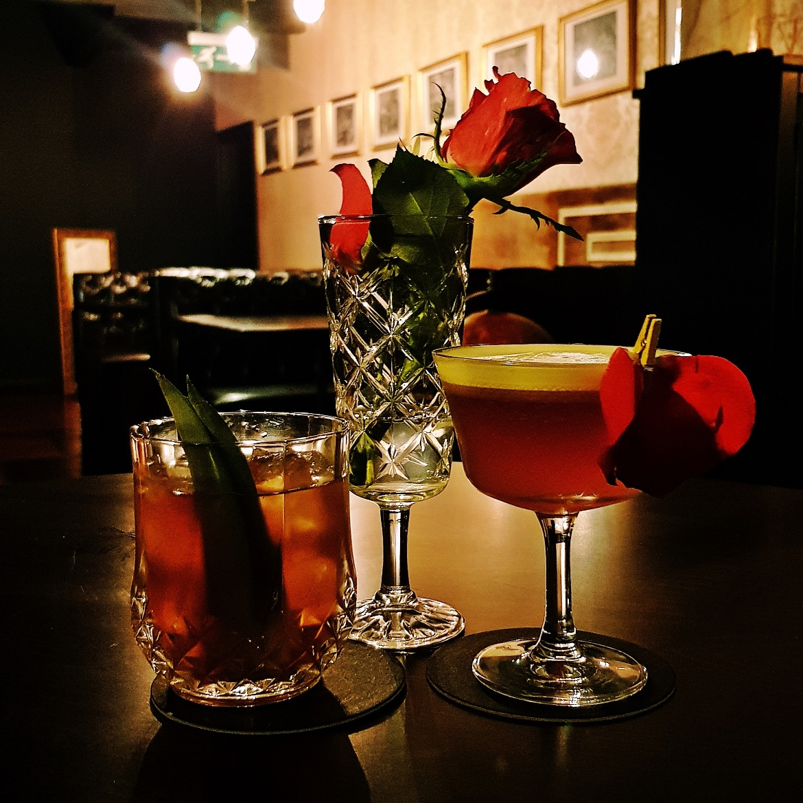 Cocktails at Vice & Virtue - January 2018 Monthly Recap by BeckyBecky Blogs