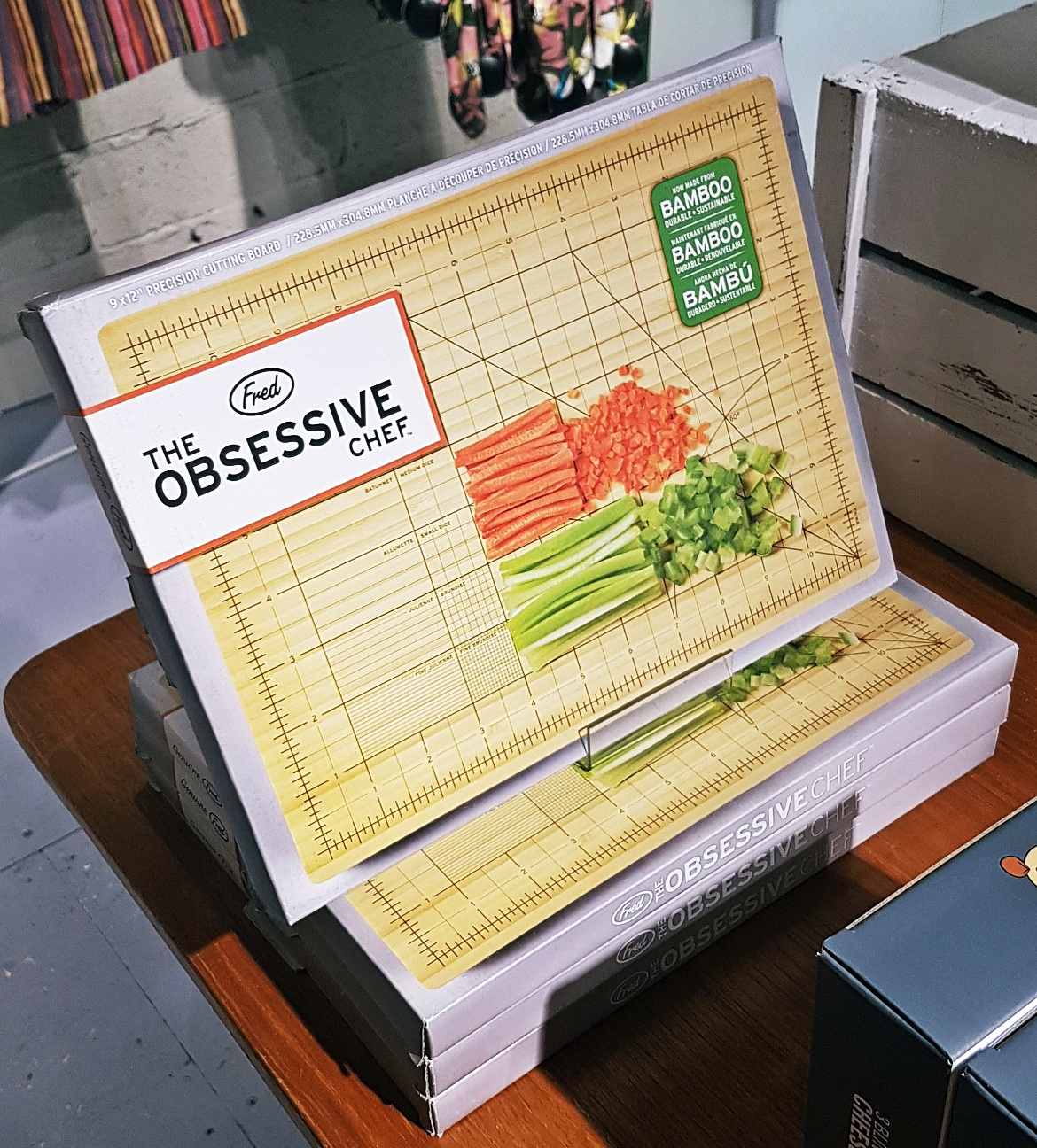 Obsessive Chopping board - Tune in with Joy the Store, Leeds shop review by BeckyBecky Blogs