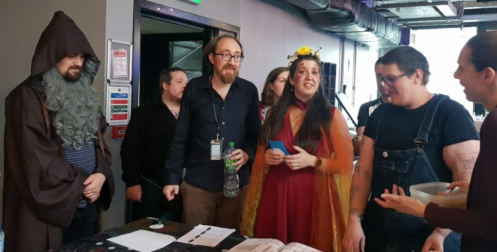 Summer manifest - Kingdom of Seasons megagame report by BeckyBecky Blogs - Kingdom of Seasons megagame report by BeckyBecky Blogs