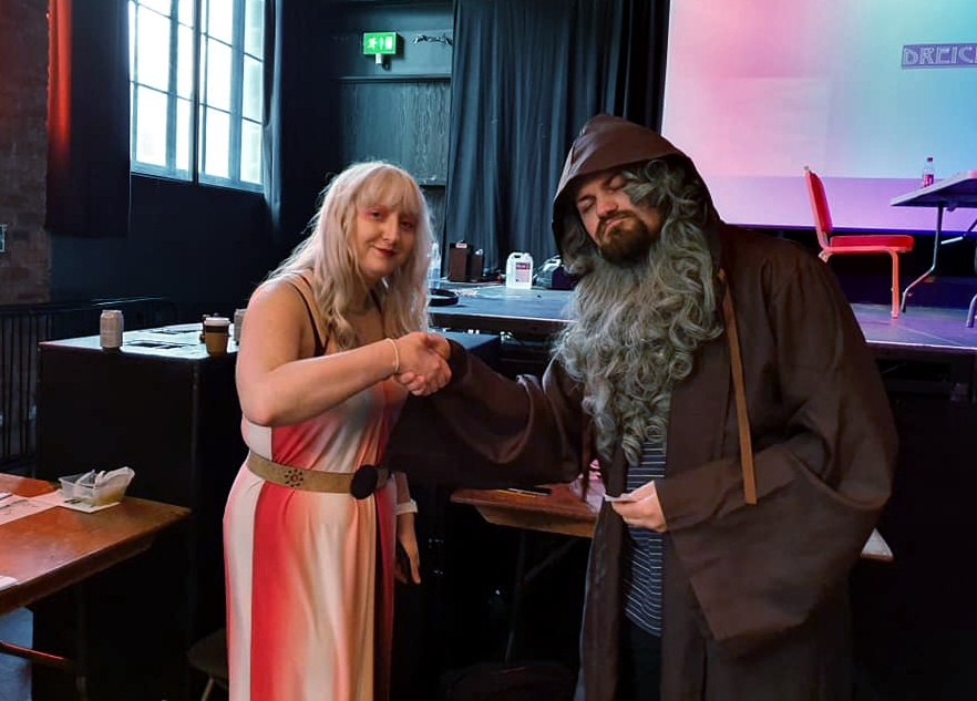 Arch-Magister and me - Kingdom of Seasons megagame report by BeckyBecky Blogs