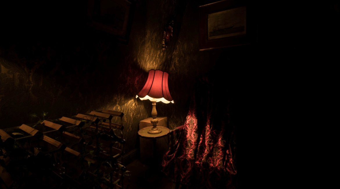 Lady Chastity's Reserve by Handmade Mysteries, London escape room review by BeckyBecky Blogs