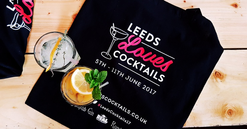 Leeds Loves Cocktails Press Launch with BeckyBecky Blogs