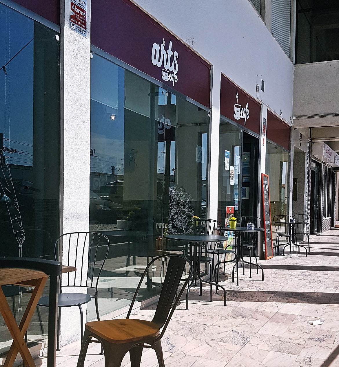 The best breakfast in Lisbon, Arts Cafe - Food and Drink in Lisbon, review by BeckyBecky Blogs