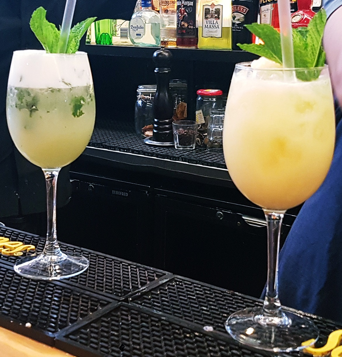 Cocktails at Time Out Market - Food and Drink in Lisbon, review by BeckyBecky Blogs