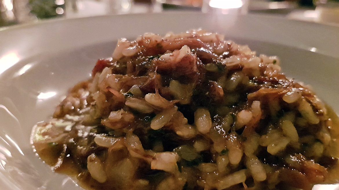 Oxtail risotto at Brasserie 44 - March 2018 Monthly Recap by BeckyBecky Blogs