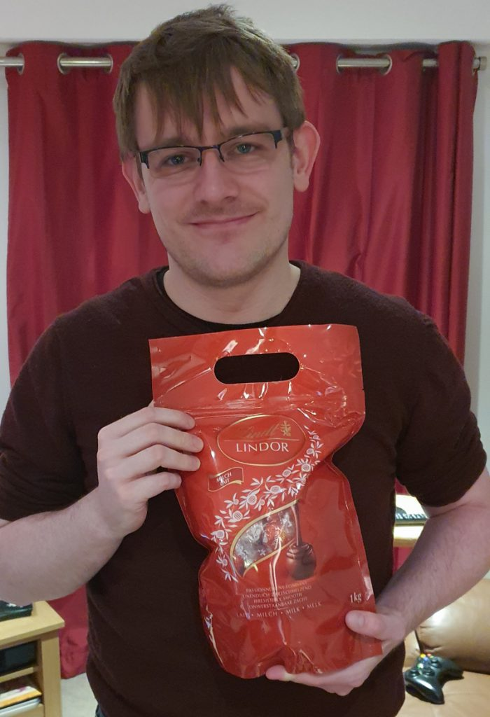 Tim and a lot of Lindor - March 2020 Monthly Recap by BeckyBecky Blogs