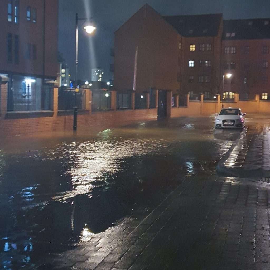Flooding in Leeds - February 2020 Monthly Recap by BeckyBecky Blogs
