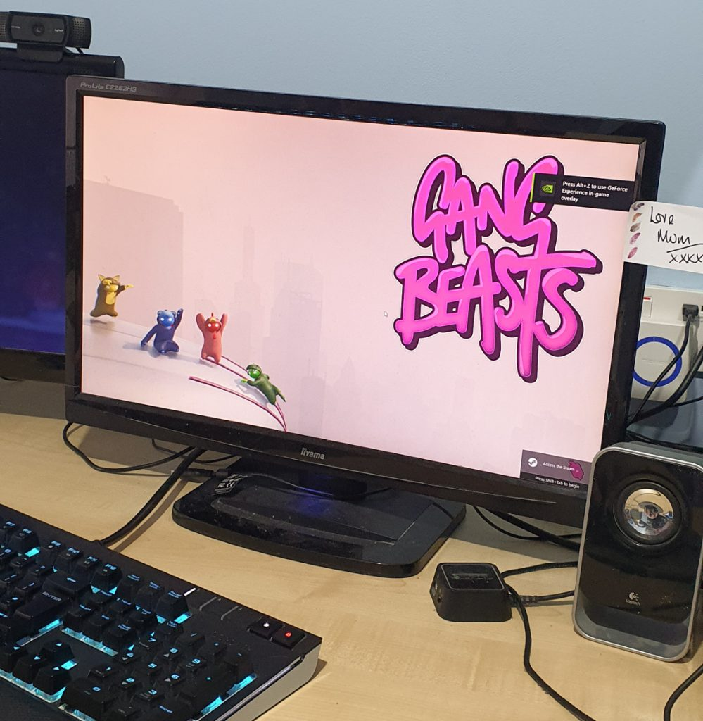 Gang Beasts - February 2020 Monthly Recap by BeckyBecky Blogs