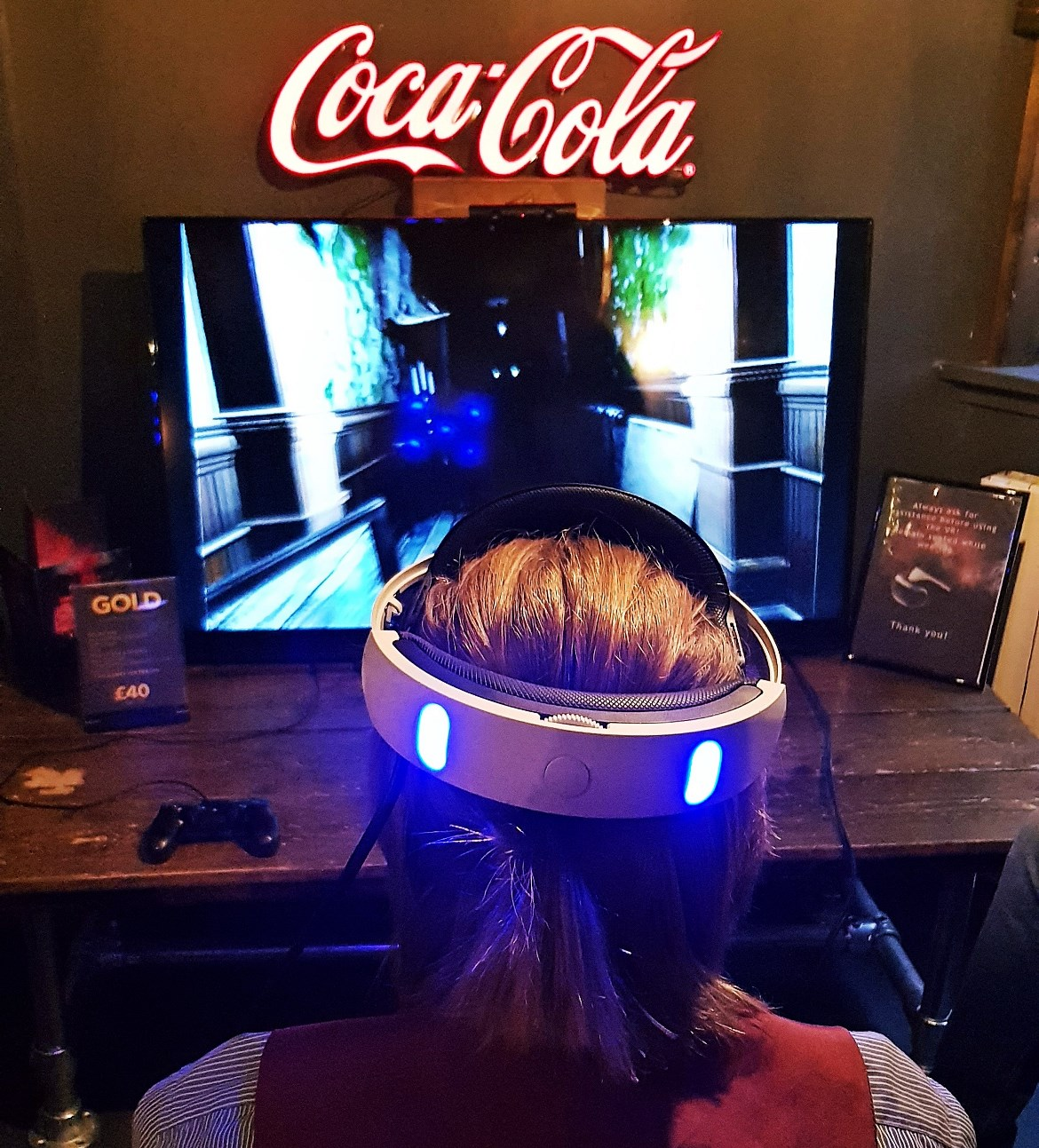 VR games at The Great Escape Leeds - May 2018 Monthly Recap by BeckyBecky Blogs