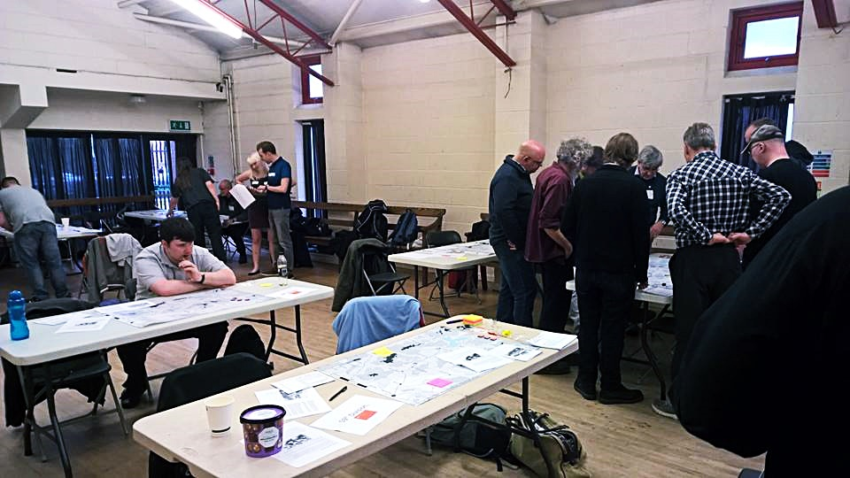 Chosin Few megagame - Fifty Megagames by BeckyBecky Blogs