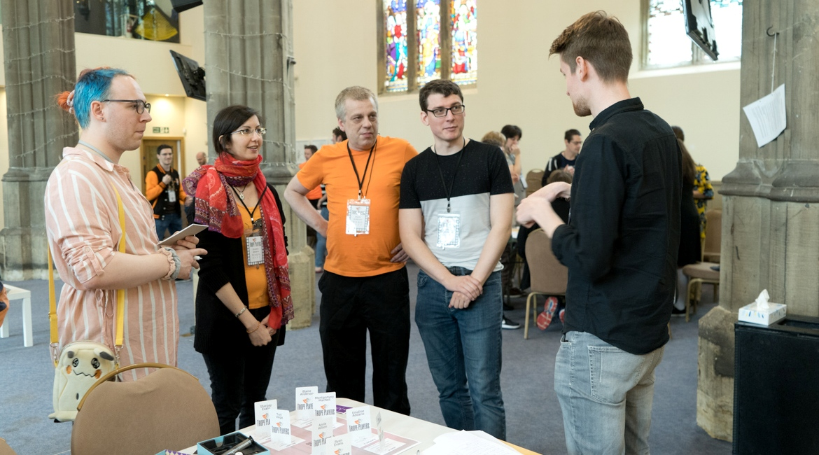 Nine Things You Might Not Be Doing At Your Megagame (But Probably Should Be) by BeckyBecky Blogs