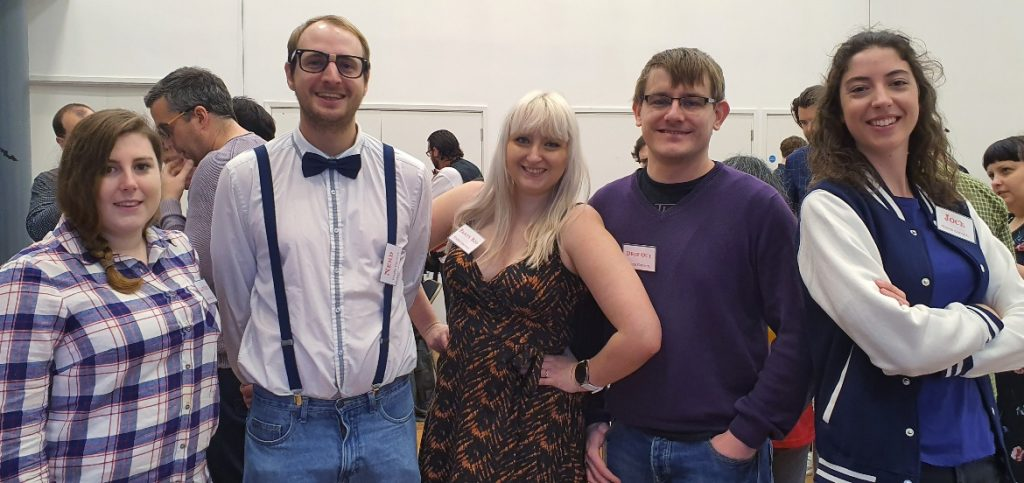 Greek Council team - Monsterville Mansion megagame report by BeckyBecky Blogs