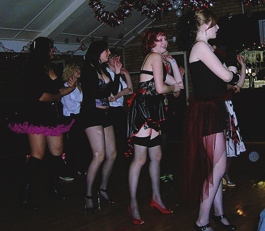 Moulin Rouge 18th Birthday - Spoiler Free Moulin Rouge Secret Cinema tips by BeckyBecky Blogs