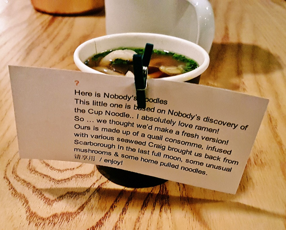 Nobody's Noodles at Mr Nobody, Leeds - Restaurant Review by BeckyBecky Blogs