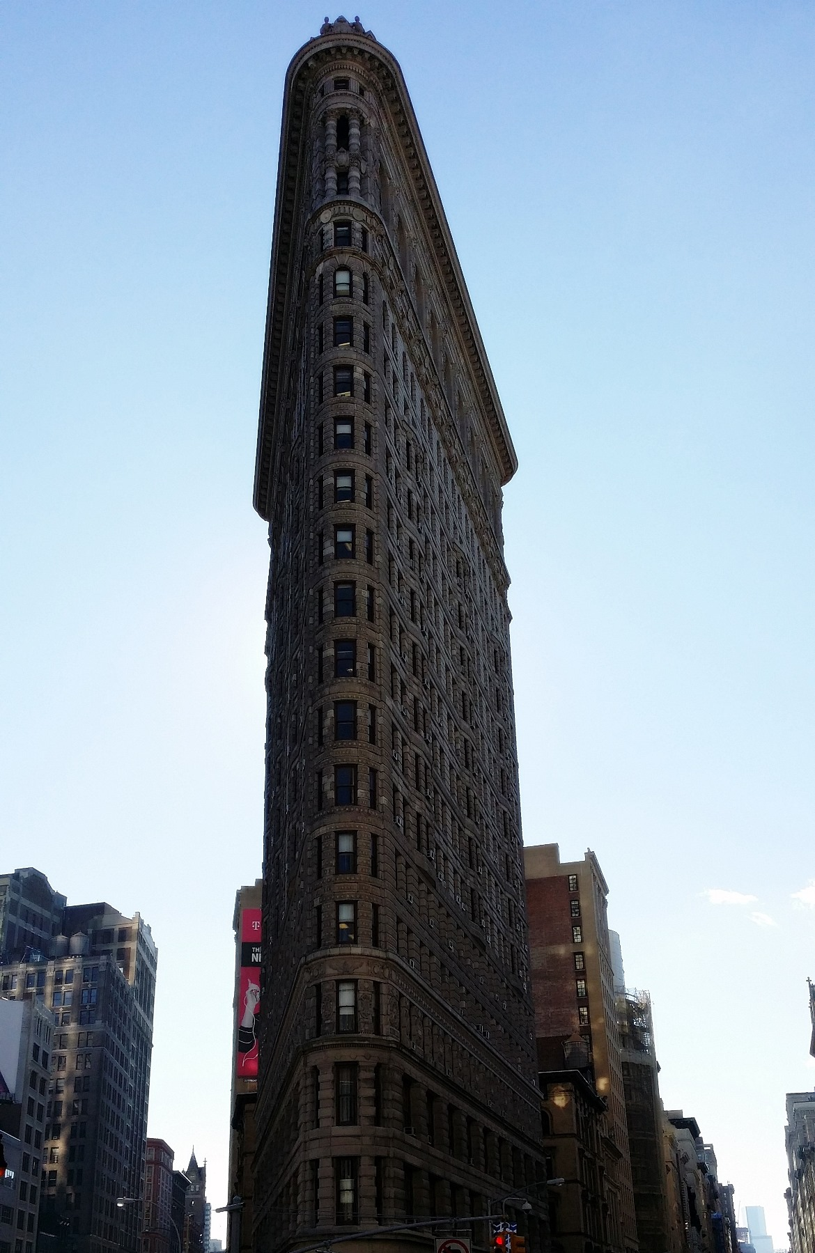 Flatiron Building - New York New York, travel blog by BeckyBecky Blogs