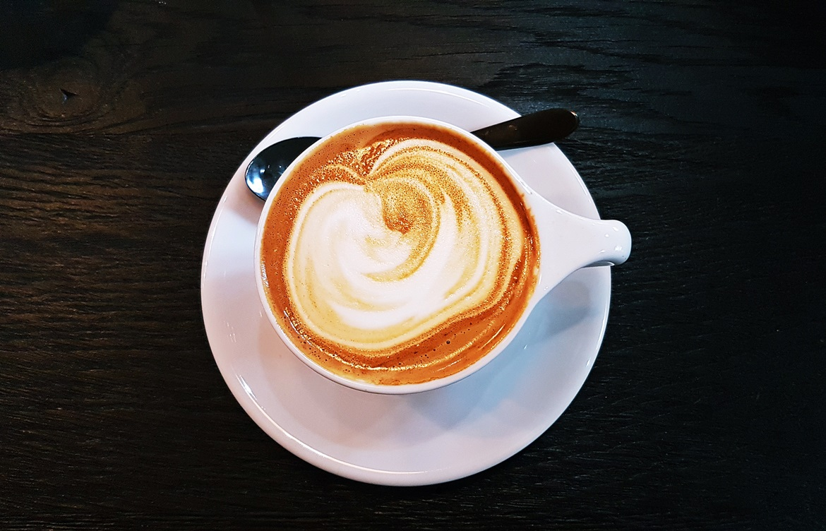 Cappuccino - Review of North Star Coffee Shop by BeckyBecky Blogs