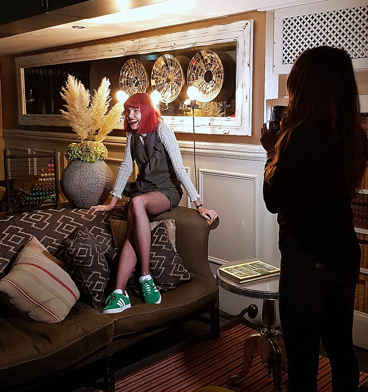 Fashion photography at Manfrotto Photography Masterclass - November Monthly Recap by BeckyBecky Blogs