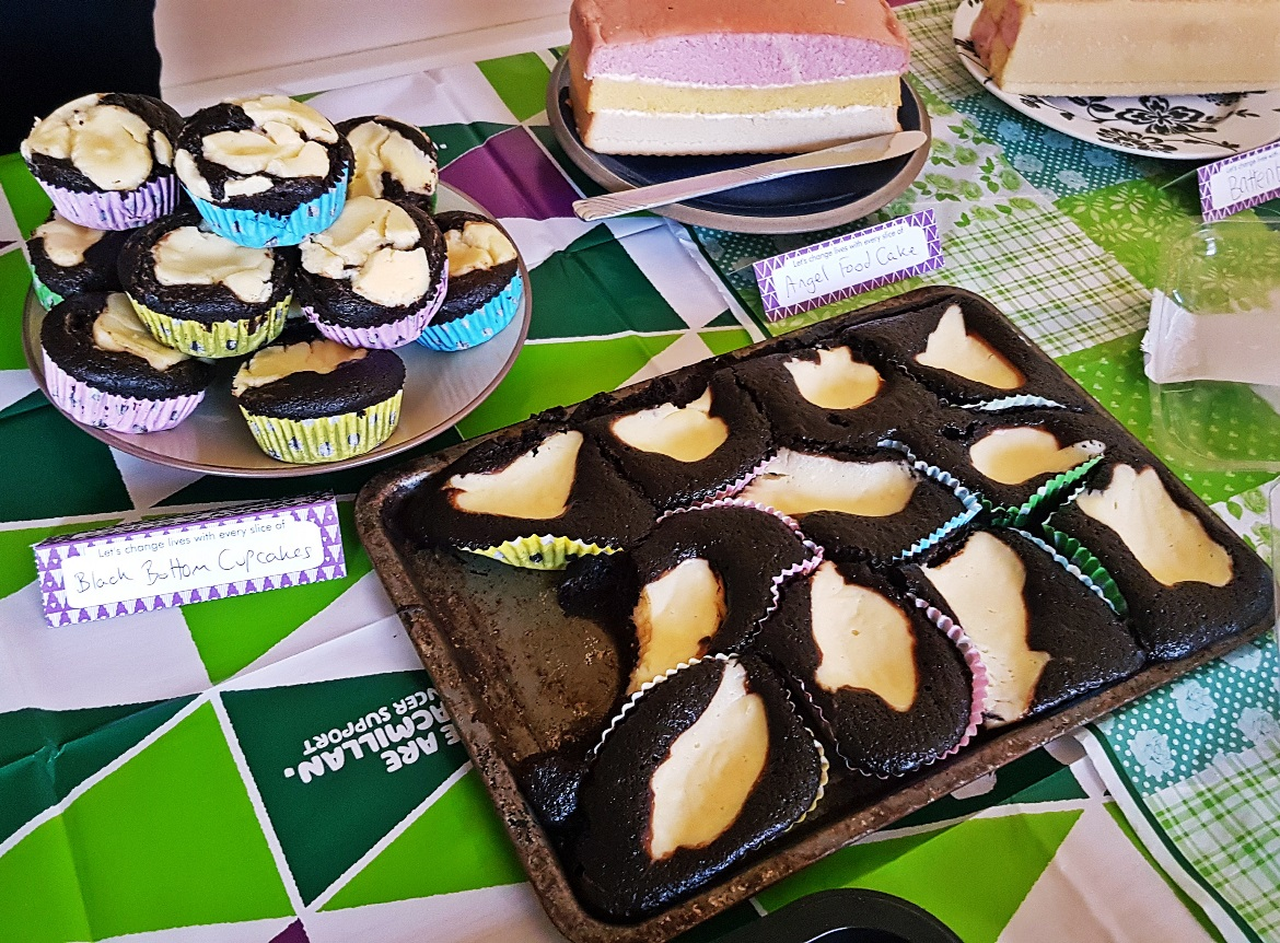 Success and fail cupcakes - October Monthly Recap by BeckyBecky Blogs
