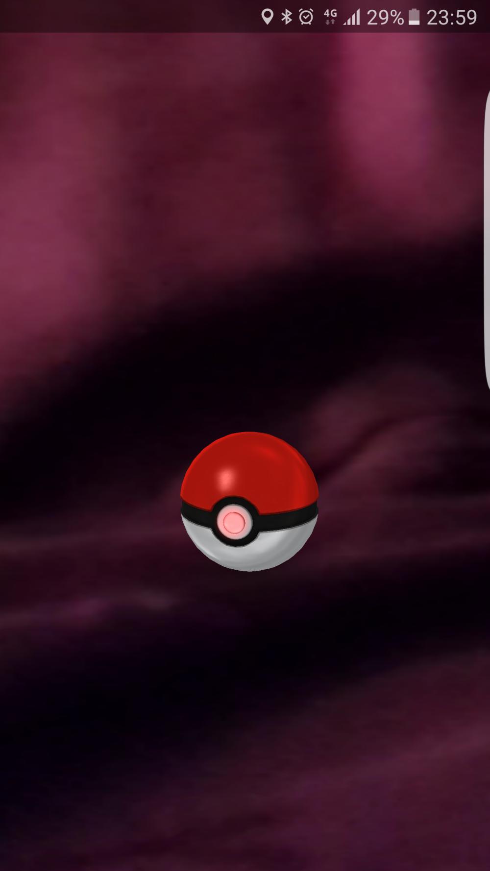 Pokemon GO Capture