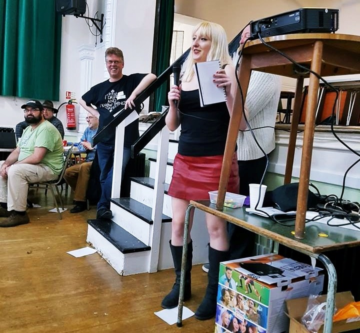 Announcing an imminent death - Red Dawn Megagame After Action Report by BeckyBecky Blogs