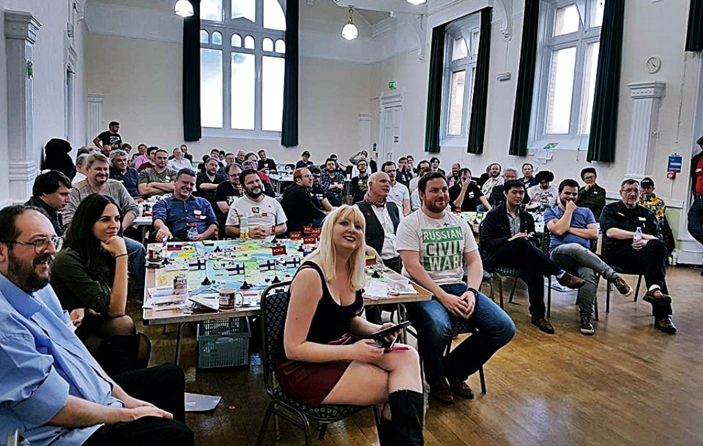 Red Dawn Megagame After Action Report - October Monthly Recap by BeckyBecky Blogs