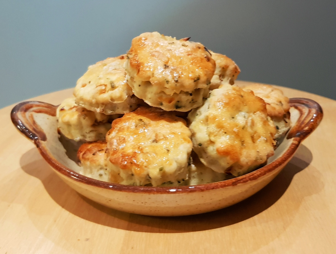 Sage and Onion Scones Recipe by BeckyBecky Blogs