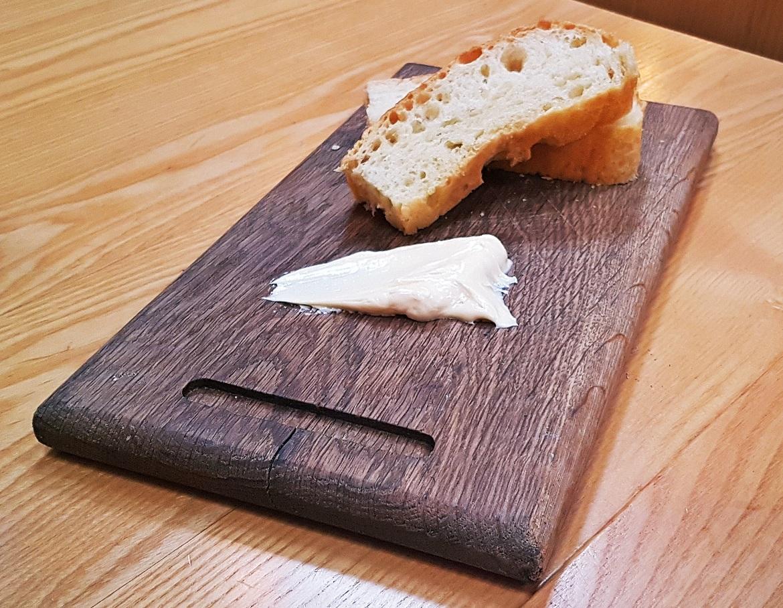 Focaccia and garlic butter - Restaurant Review of Shears Yard, Leeds Restaurant Week menu by BeckyBecky Blogs