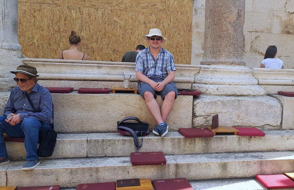 Lvxor - Eating Split, Croatia Travel blog by BeckyBecky Blogs