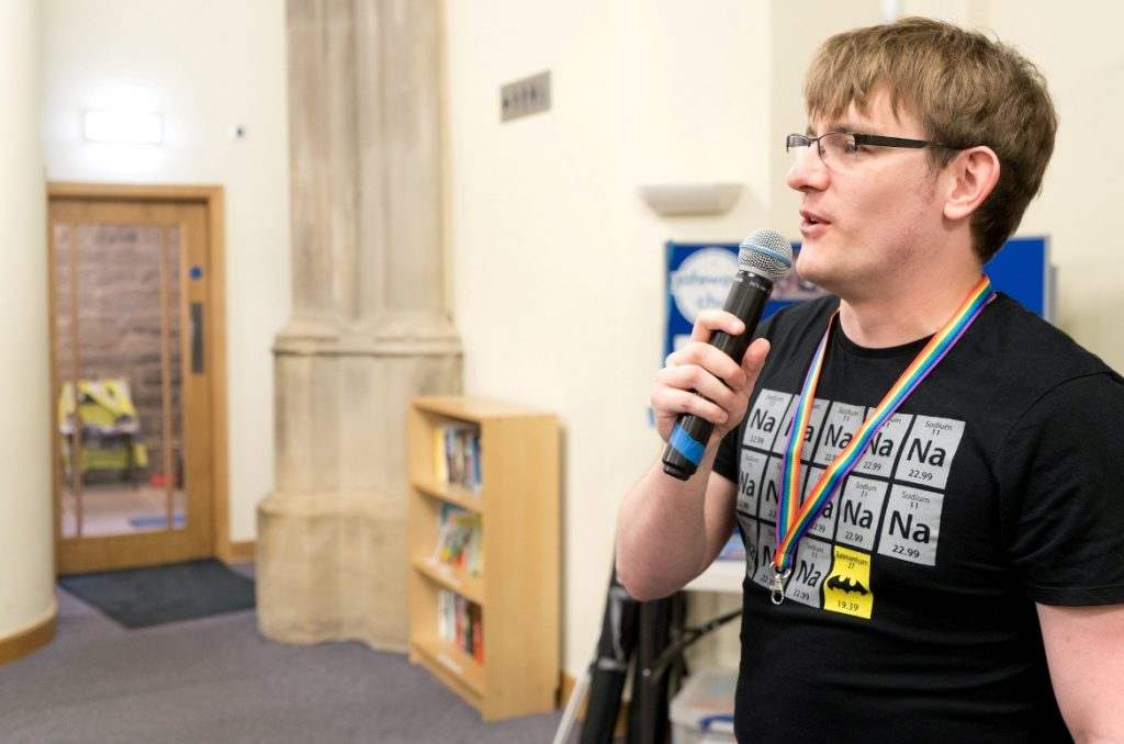 Assistant Game Control - Trope High Megagame in Photos by BeckyBecky Blogs