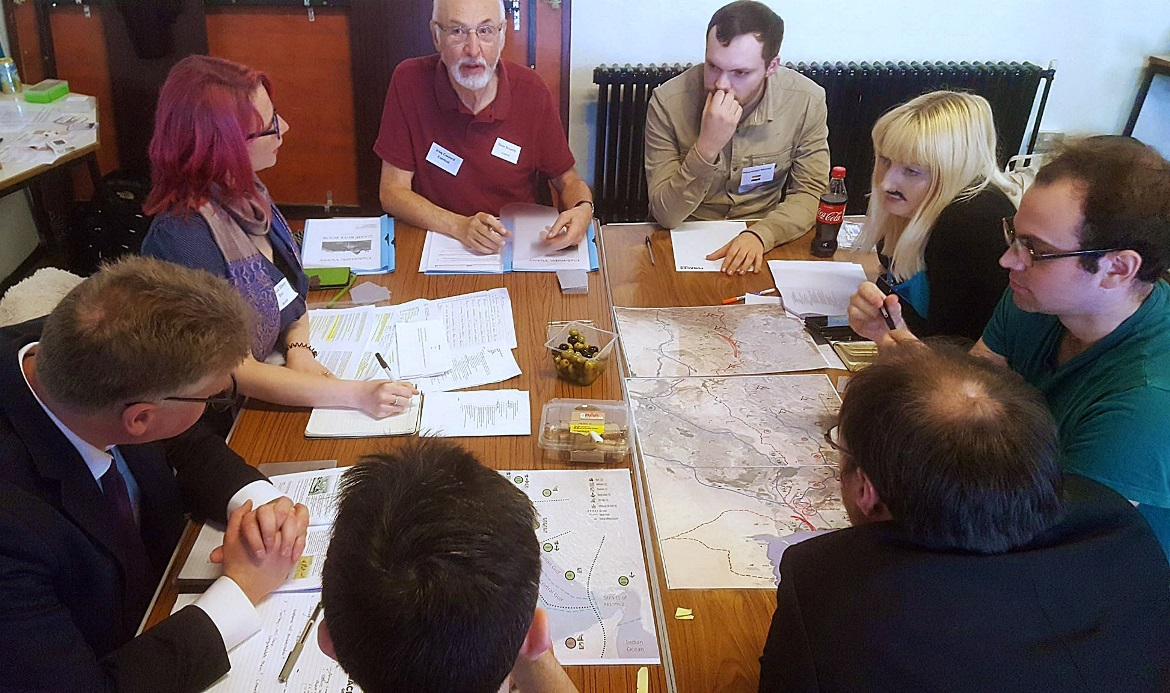 The Iraqi Council - Undeniable Victory Megagame After Action Report by BeckyBecky Blogs
