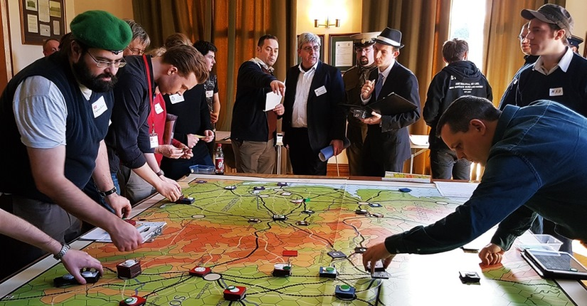 A Very British Civil War Megagame: After Action Report by BeckyBecky Blogs